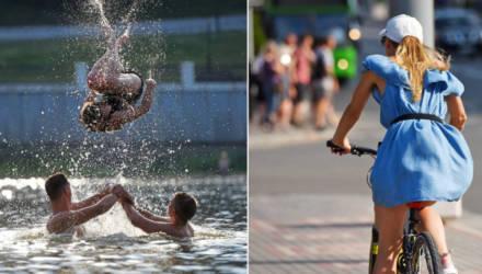 Спасение в воде и не только: жаркий фоторепортаж из Гомеля