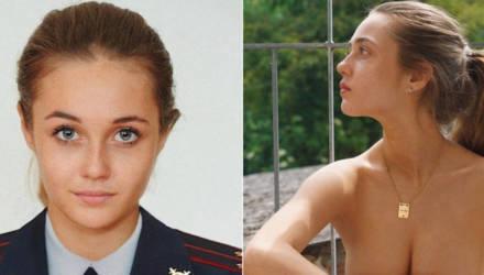 Без мундира. 10 откровенных фото экс-сотрудницы МВД, которую затравили в Сети
