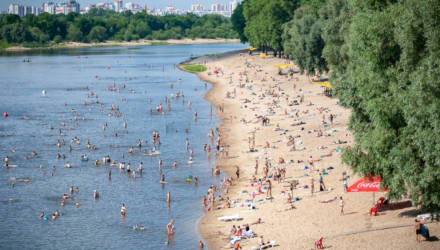 Жара возвращается: в четверг в Гомеле до +30, на выходных – до 35 тепла