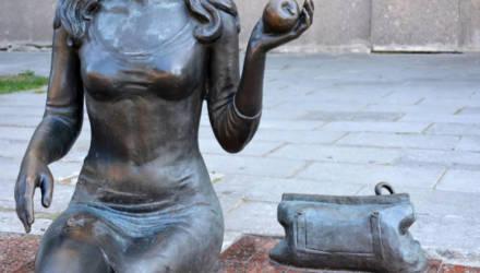 Фототест. А вы знаете гомельские скульптуры и памятники?