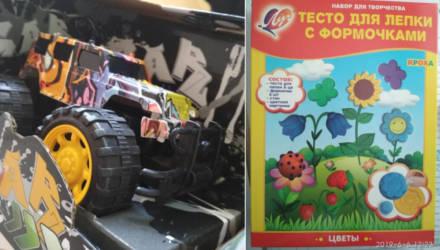 Госстандарт обнаружил в торговой сети Гомельщины опасные игрушки и краски с формальдегидом: норма превышена в 40 раз