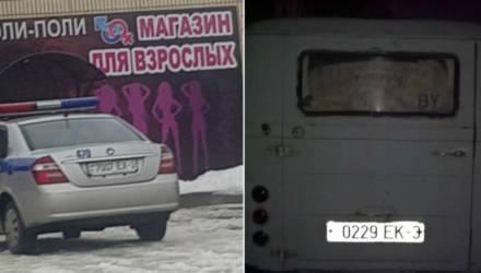 """""""Некоторые гомельские водители настолько суровы, что делают шторки из рубероида"""". Автоюмор белорусов"""