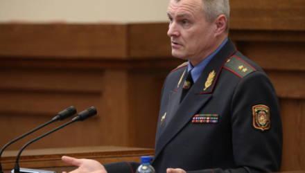 Глава МВД Игорь Шуневич отправлен в отставку