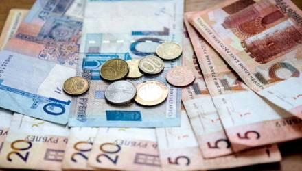 Белорус пытался обменять $5 с приклеенным нулём