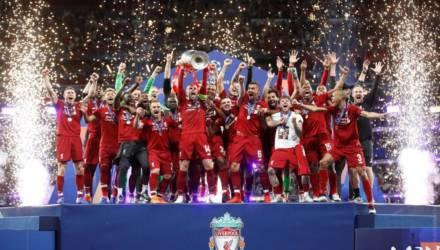 Imagine Dragons на разогреве и полуголая дама на поле. «Ливерпуль» стал победителем Лиги чемпионов
