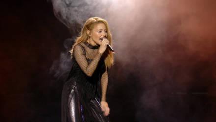 Популярная украинская певица Тина Кароль выступит осенью в Гомеле
