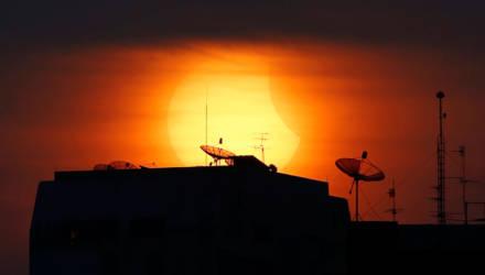 Почти 5 минут кромешной темноты. Землян ждёт полное солнечное затмение 2 июля