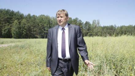 Представитель Гомельской области депутат Рассоха, который предложил призывать в армию 40-летних: «Я сам служил три месяца»