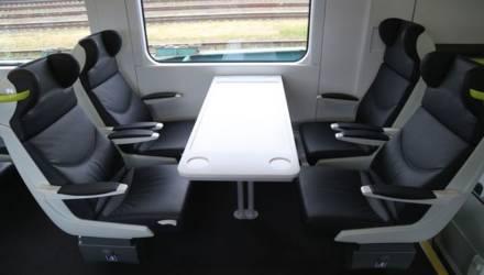 БЖД получила дизель-поезд польского производства с розетками и кондиционером. Возможно, скоро новинку опробуют и гомельчане