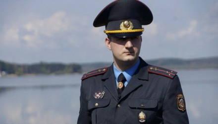 В Шарковщине милицию сделали шерифами. Что это значит