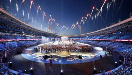Церемония закрытия II Европейских игр. Как это было