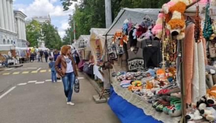 """Торговцы о """"Славянском базаре"""": нет смысла приезжать сюда снова"""