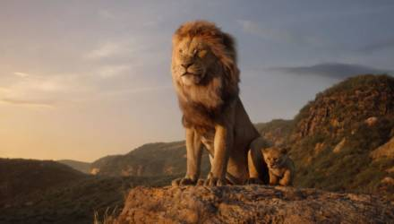 """Зрители не оценили нового """"Короля Льва"""""""