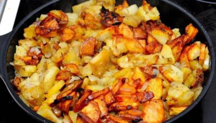 Врачи назвали жареную картошечку самым опасным продуктом питания