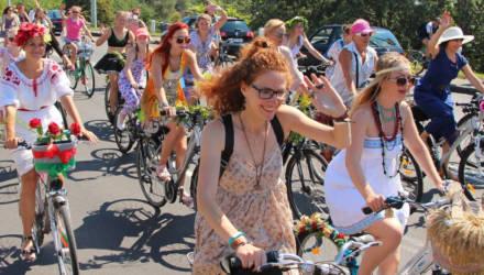 В Гомеле в воскресенье пройдёт Семейный велопарад