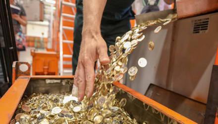 Приятная мелочь, или Как чеканят белорусские монеты – репортаж