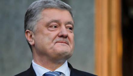 Порошенко отказался от охраны и вместе с семьёй покинул Украину