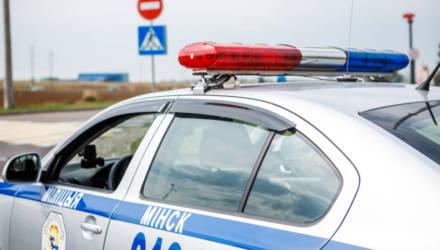 В выходные ГАИ задержала за рулем двух пьяных сотрудников внутренних дел