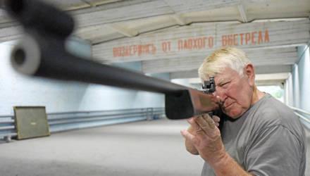 Школа снайперов и патриотов: чем сегодня живёт гомельский тир на Сосновой