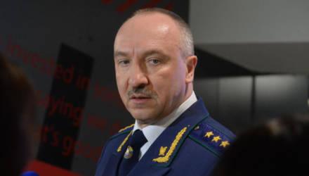 Генпрокурор о трагедии под Белоозерском: сердце кровью обливается