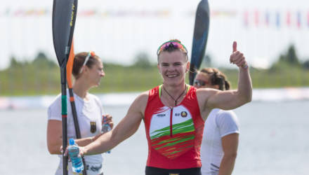 Байдарочница Марина Литвинчук о II Европейских играх и подарке Президента