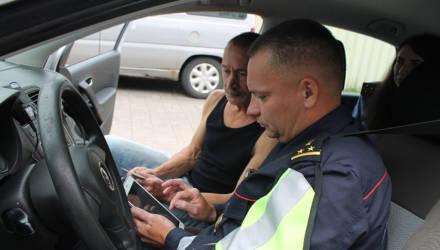 Система штрафных баллов от ГАИ: в Гомеле рассказали, как будут бороться с лихачами на дорогах