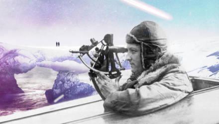 Тайна Антарктиды. Как адмирал США нашёл подземную цивилизацию или базу НЛО