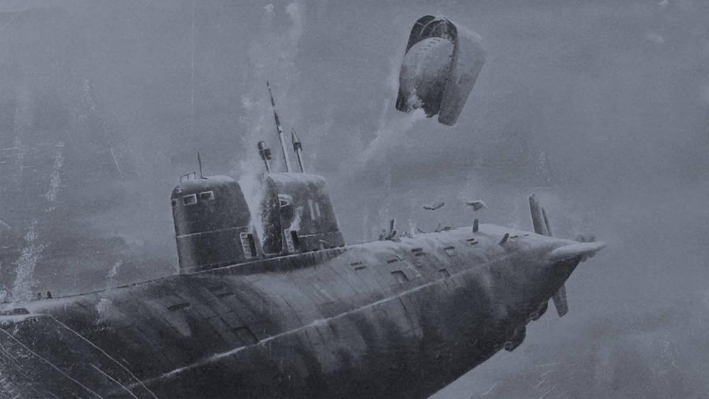 """Подводный Чернобыль. Какую тайну хранит атомная подлодка """"Комсомолец"""""""