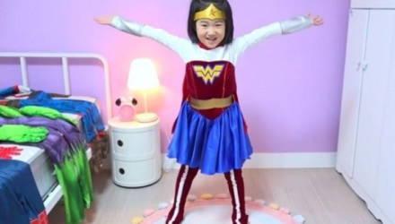 В Корее шестилетняя девочка приобрела пятиэтажный дом за восемь млн долларов