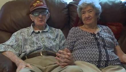 Трогательная история: супруги прожили в браке 71 год и умерли в один день
