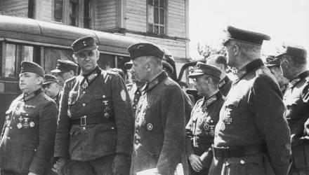 """Как генералы вермахта после """"парада побеждённых"""" в Москве сделали карьеру"""