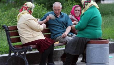 В Беларуси с 1 августа повысят пенсии