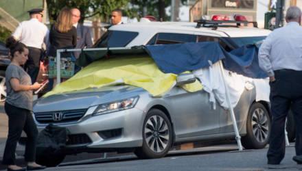 """""""Я убил своих детей"""". Малыши-близнецы погибли на жаре в запертой машине в США"""