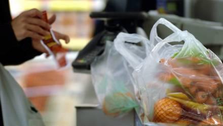 Бесплатные пластиковые пакеты в магазинах могут запретить