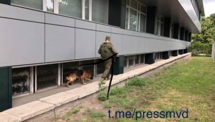 На электронную почту БРСМ поступило сообщение о заложенном взрывном устройстве в Гомеле
