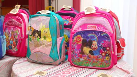 Многодетные семьи в Гомеле получат матпомощь на подготовку детей к школе