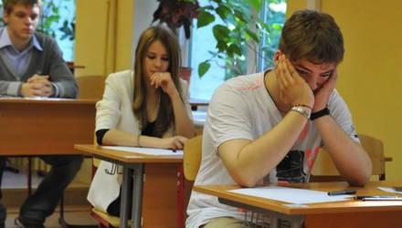Утверждён перечень экзаменов, которые будут сдавать школьники в следующем году