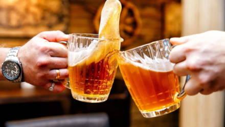 Мужчина выпил залпом литр пива и умер