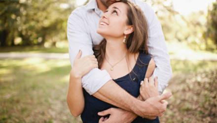 Психологи: в самых счастливых парах мужчина выше женщины