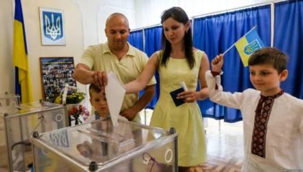 """Выборы в Украине: Партия Зеленского набирает большинство, пророссийские силы на втором месте, """"Европейская солидарность"""" – в конце тройки"""
