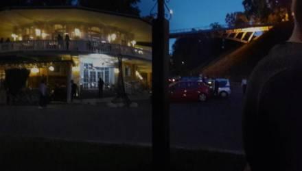 Пьяный гомельчанин устроил дебош в ресторане «Прованс»