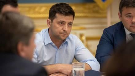 Зеленский: Партнёры Украины были против того, чтобы я позвонил Путину
