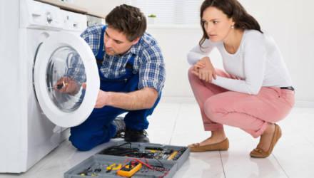 Ремонт стиральных машин: где чинить