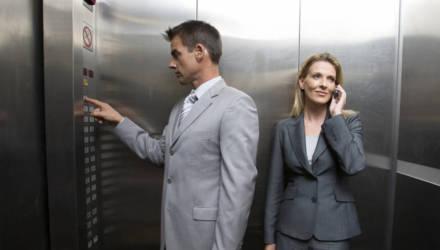 В некоторых многоэтажках Гомеля временно не будут работать лифты
