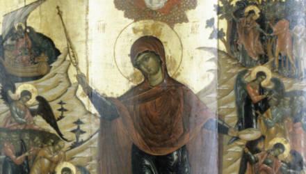 """Ничего святого. Старинную икону """"Всех скорбящих радость"""" похитили из храма под Гомелем"""