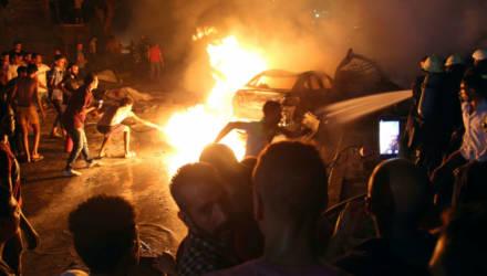 Лукашенко выразил соболезнования лидеру Египта в связи с терактом в Каире