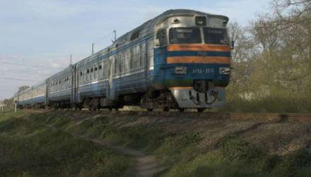 Мужчина погиб под колёсами поезда в Гомельской области