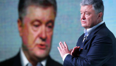 Опубликована переписка о планах Порошенко устроить Майдан