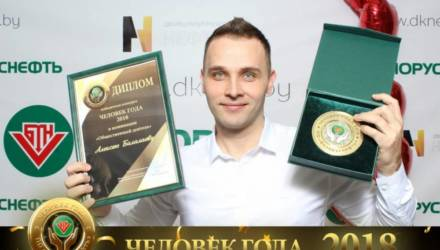 Гомельчанин Алексей Балалаев освоил 7 видов спорта и придумал уникальное интеллектуальное шоу