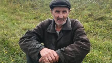 «Думал, что прошло всего пару часов». Стало известно, как нашли пенсионера из Гомеля в лесу у границы с Украиной